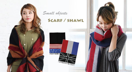 Small objects Scarf / shawl